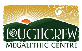 Loughcrew Megalithic Centre Logo Design by Mind's I Graphic Design