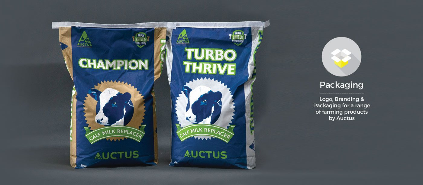 Logo, Branding and packaging for a range of products by Auctus, designed by Mind's I Graphic Design